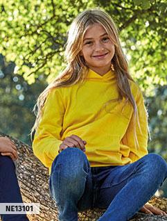 Bluza dziecięca z kapturem