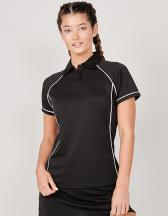 Ladies´ Piped Performance Polo
