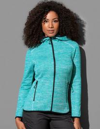 Recycled Fleece Jacket Hero Women