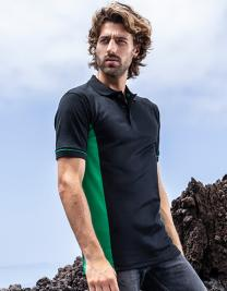 Men´s Functional Contrast Polo